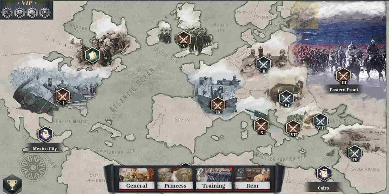 game European War 6 mod