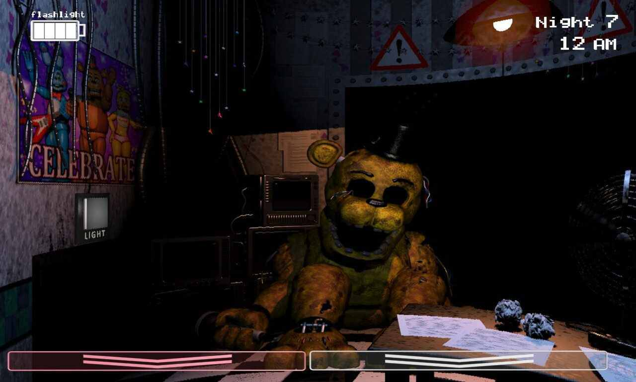 game Five Nights at Freddy's 2 mod