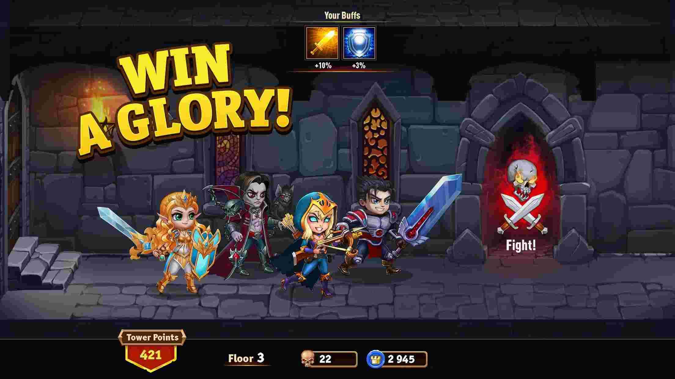 game Hero Wars mod