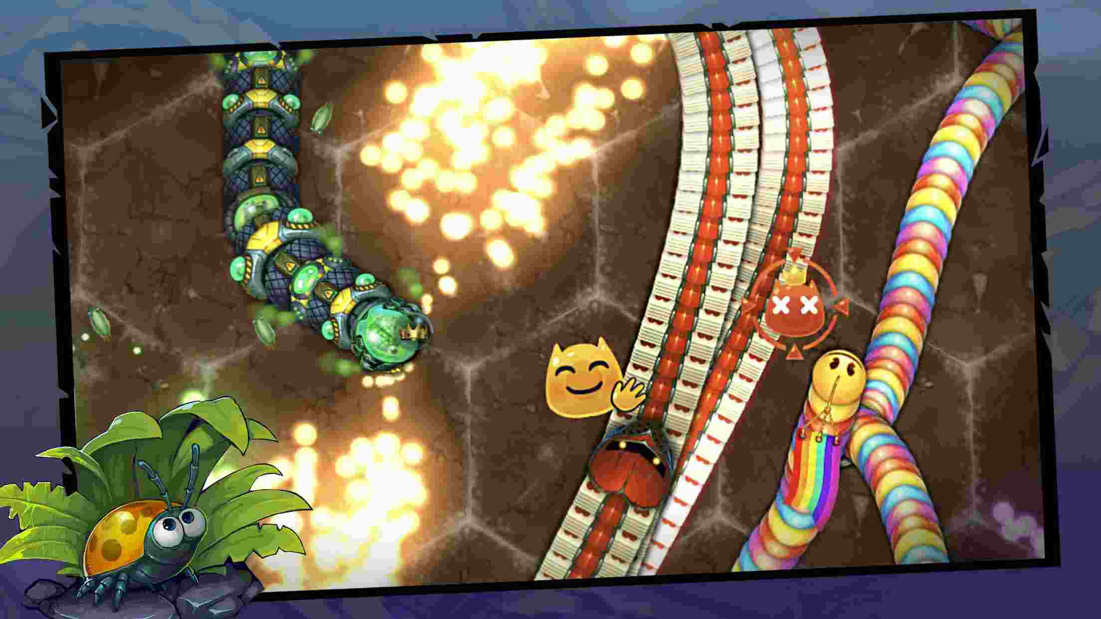game Little Big Snake mod hack