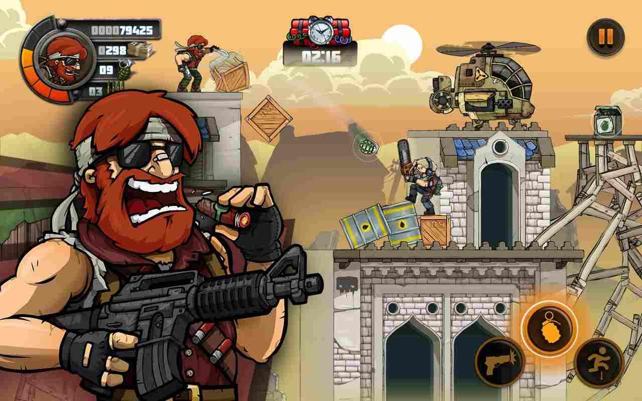 game Metal Soldiers 2 mod hack