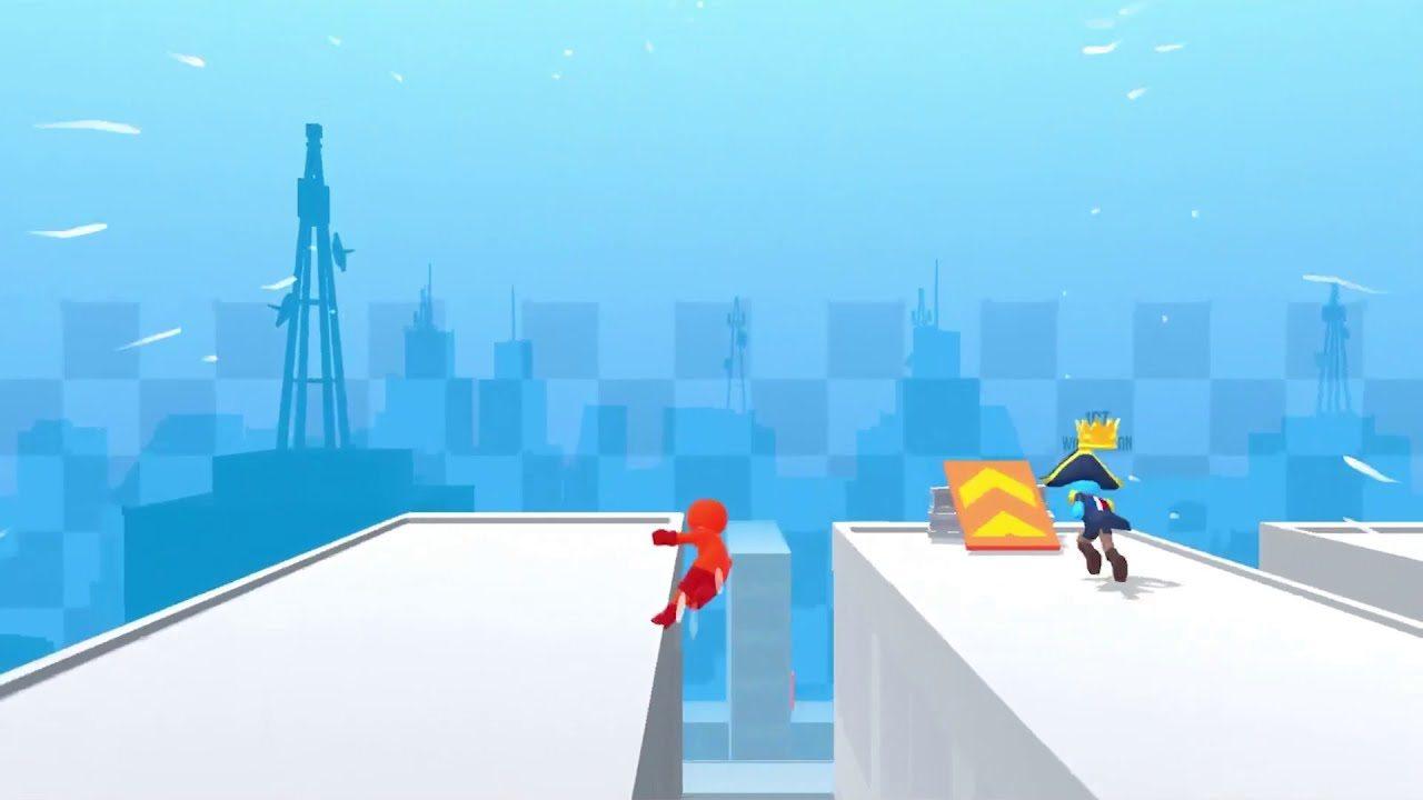game Parkour Race mod