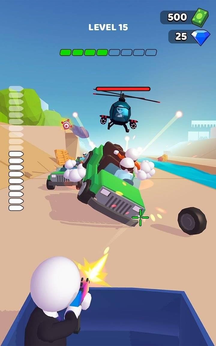 game Rage Road mod hack