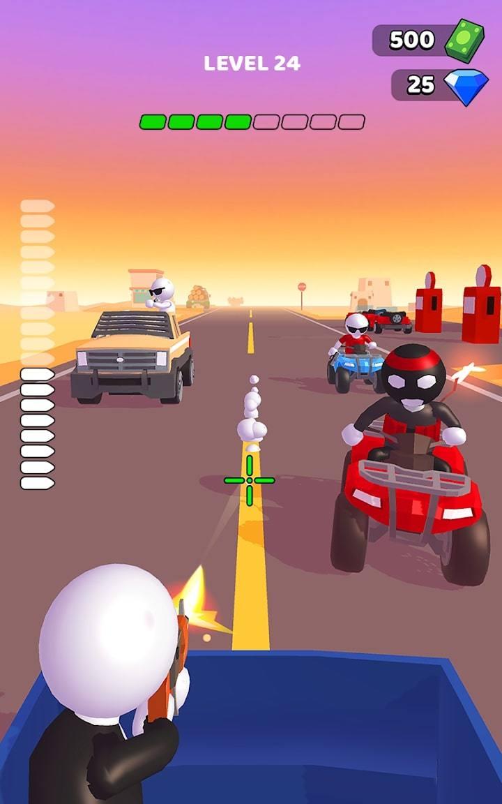 game Rage Road mod