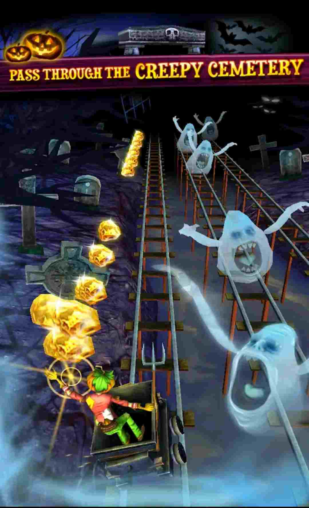 game Rail Rush mod hack