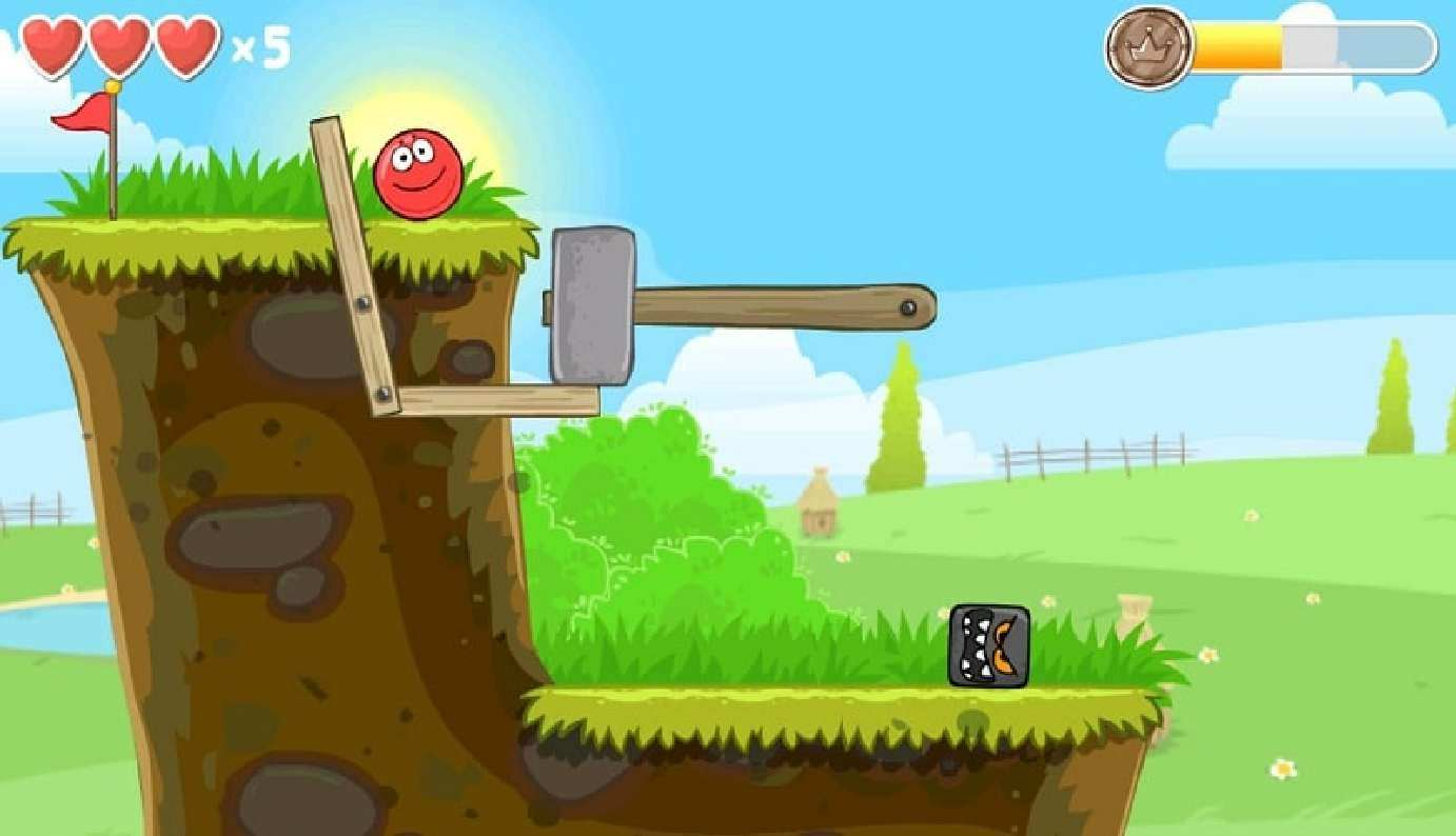 game Red Ball 4 mod