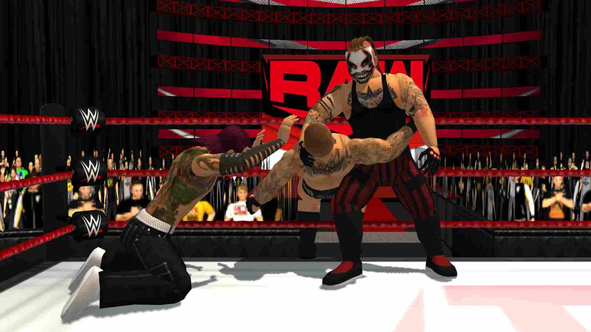 game Wrestling Revolution 3D mod hack