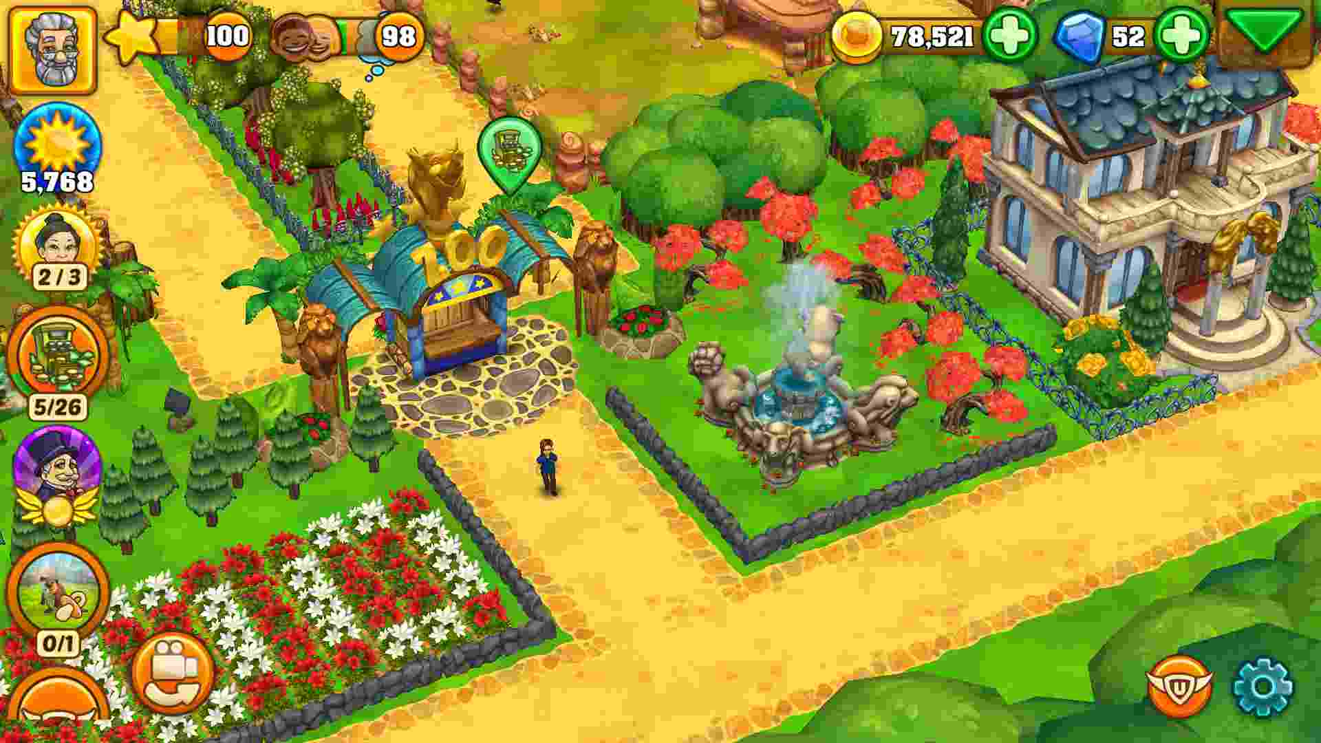 game Zoo 2 Animal Park mod apk