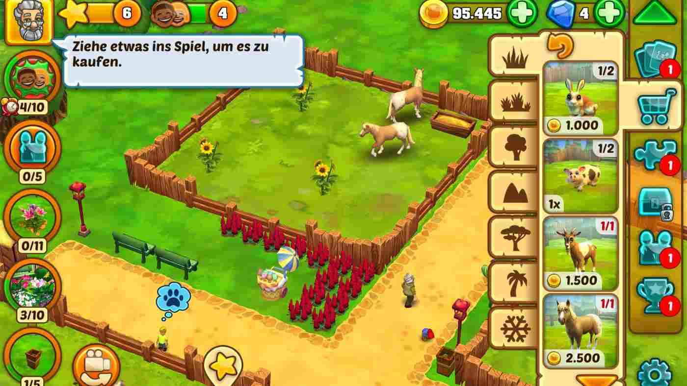 game Zoo 2 Animal Park mod