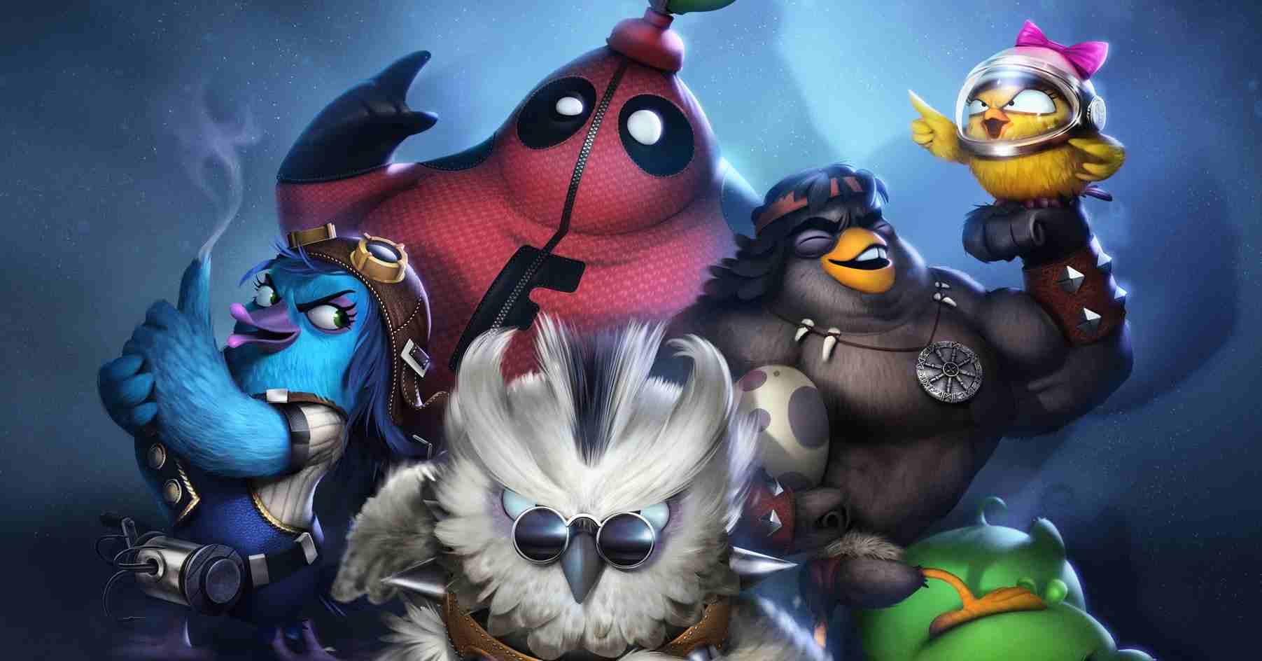 tai game Angry Birds Evolution 2021 mod apk