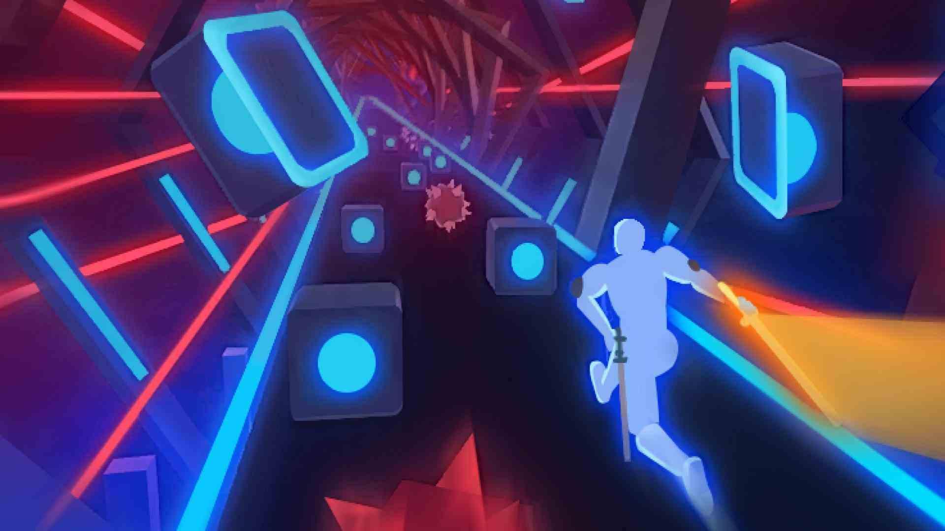 tai game Beat Blade Dash Dance mod apk