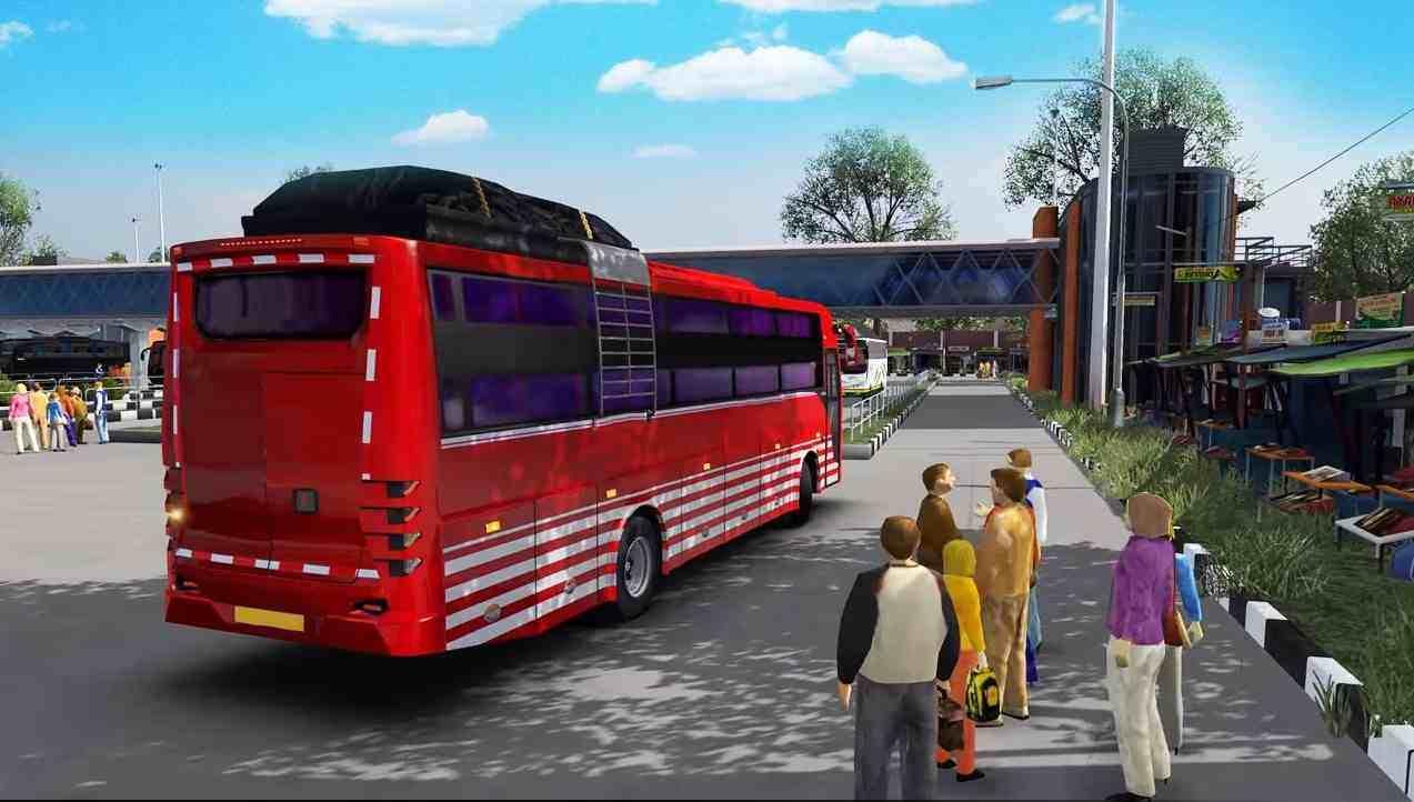 tai game Bus Simulator Original mod apk