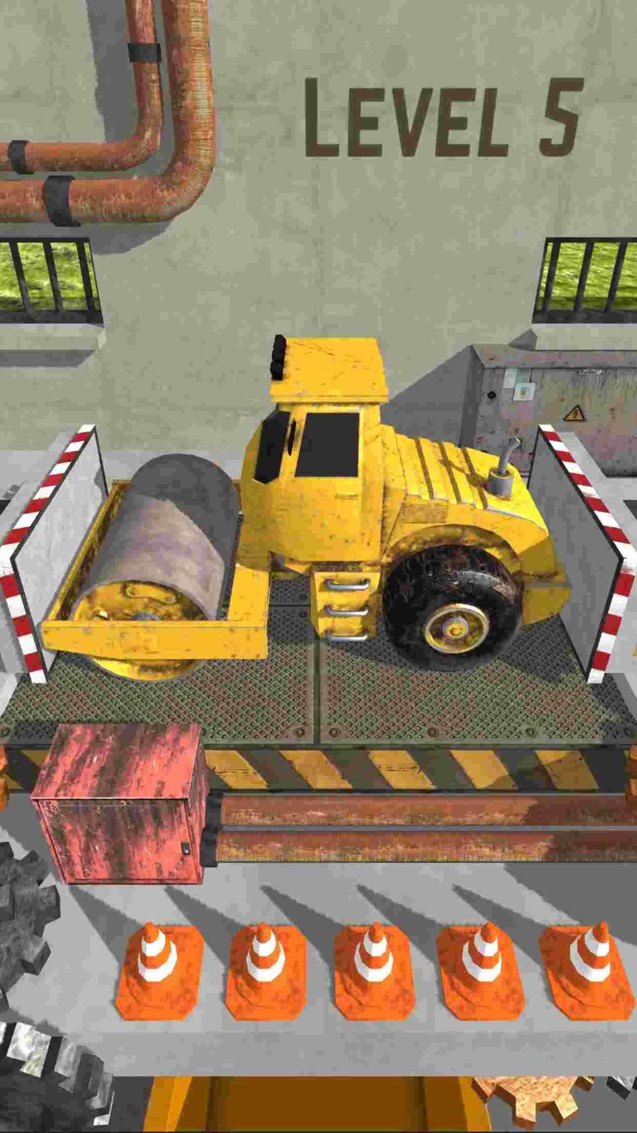 tai game Car Crusher mod apk