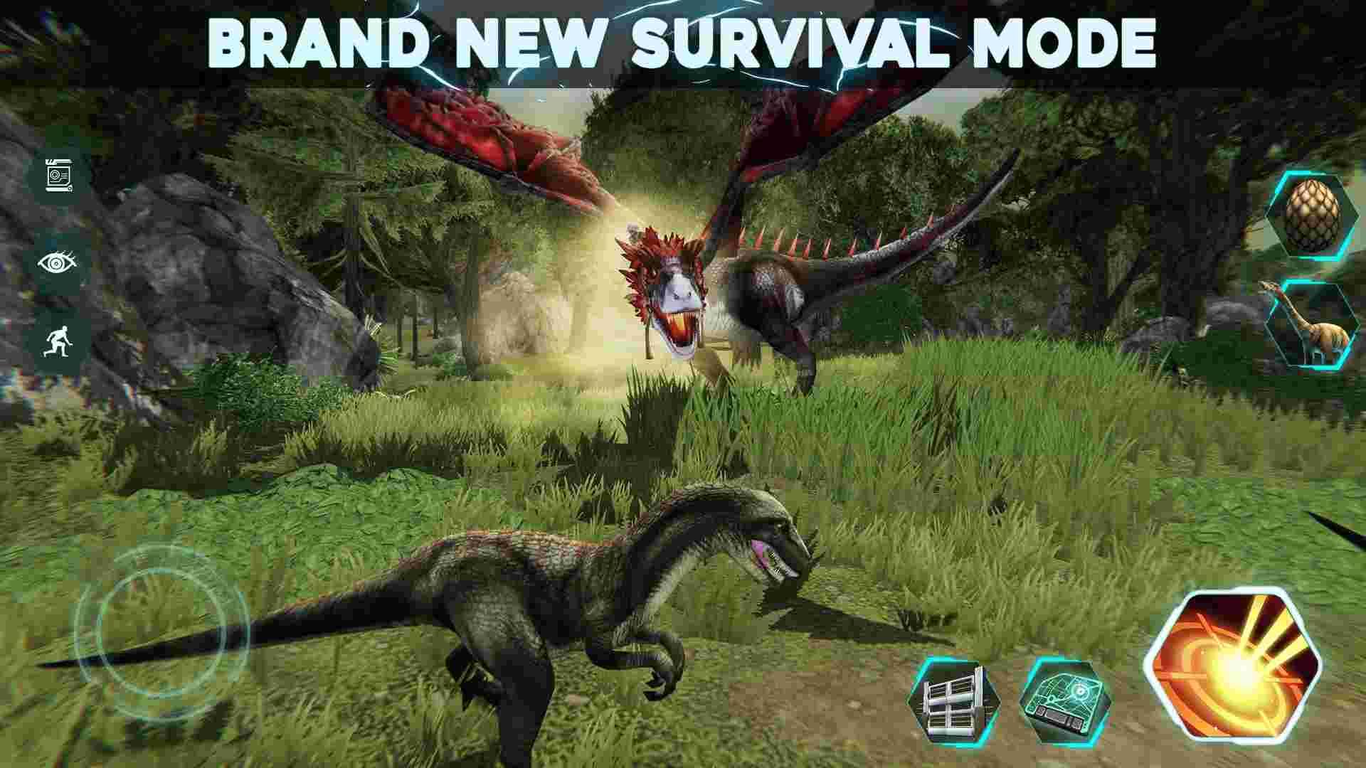 tai game Dino Tamers mod apk