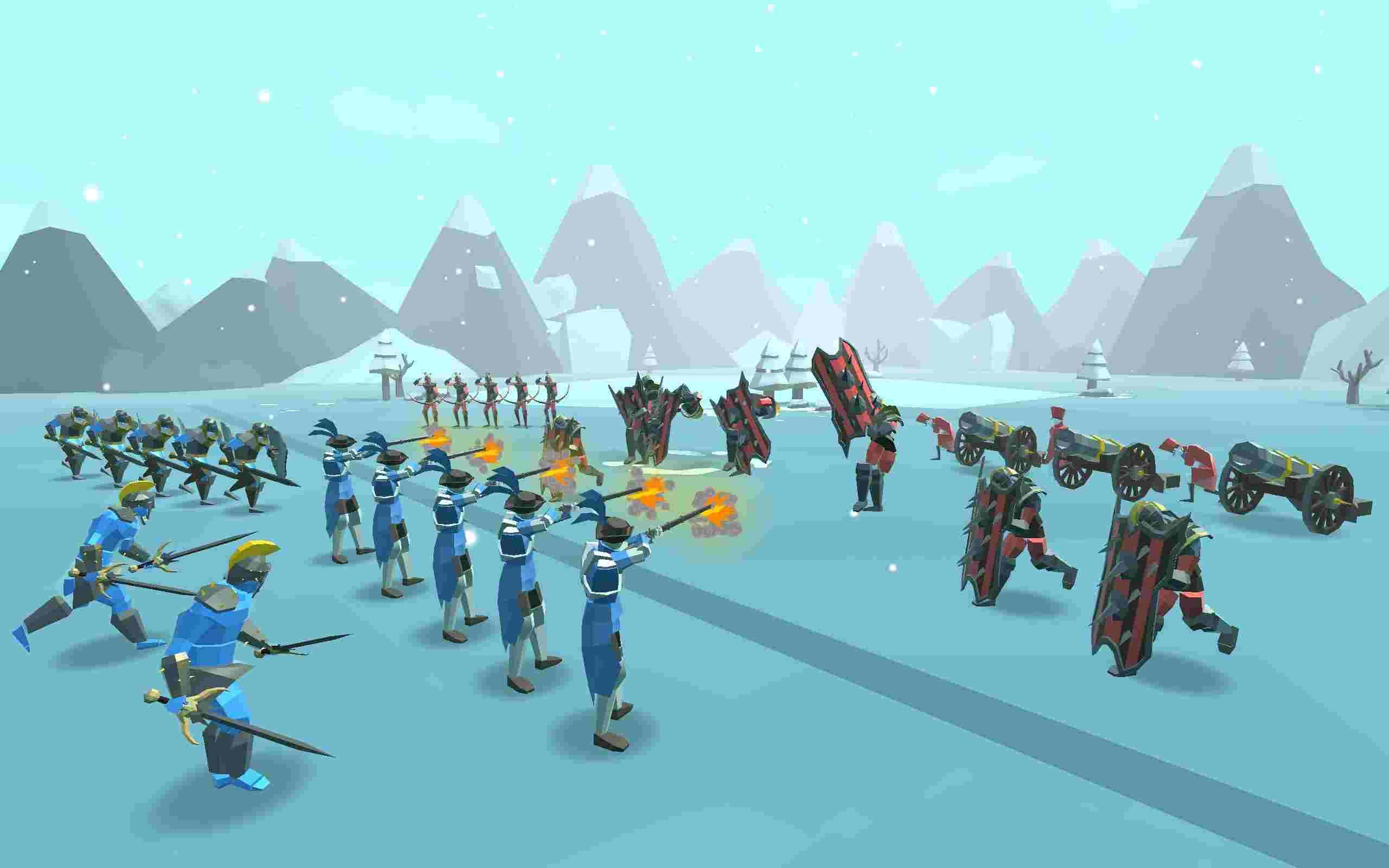 tai game Epic Battle Simulator 2 mod apk