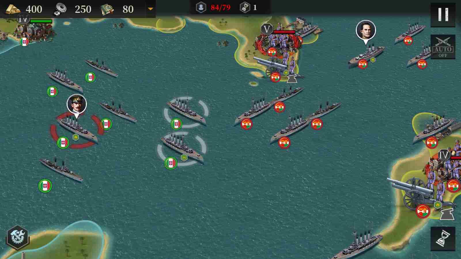 tai game European War 6 mod apk