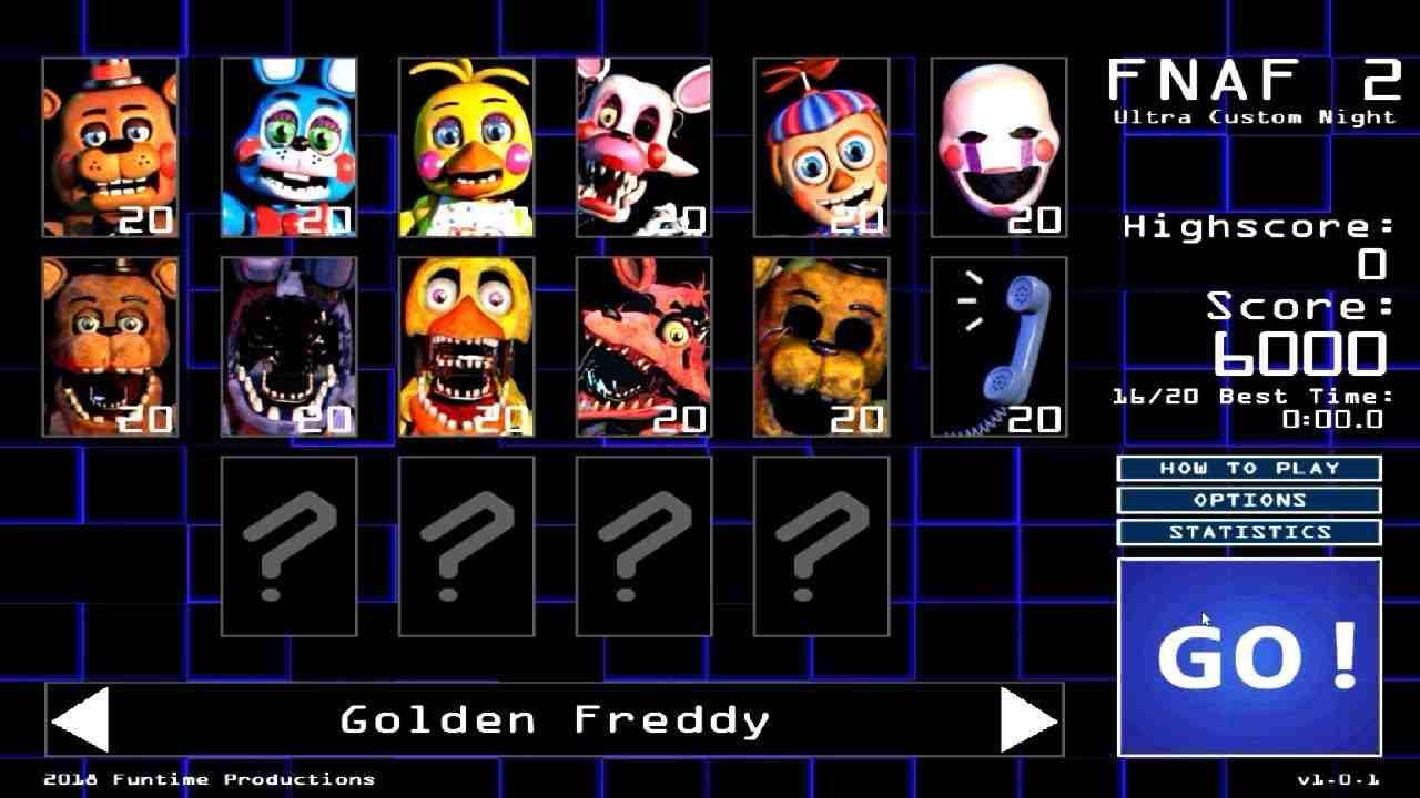 tai game Five Nights at Freddy's 2 mod apk