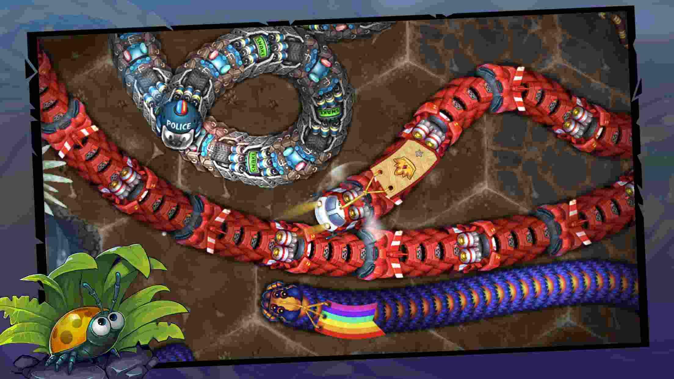 tai game Little Big Snake mod apk