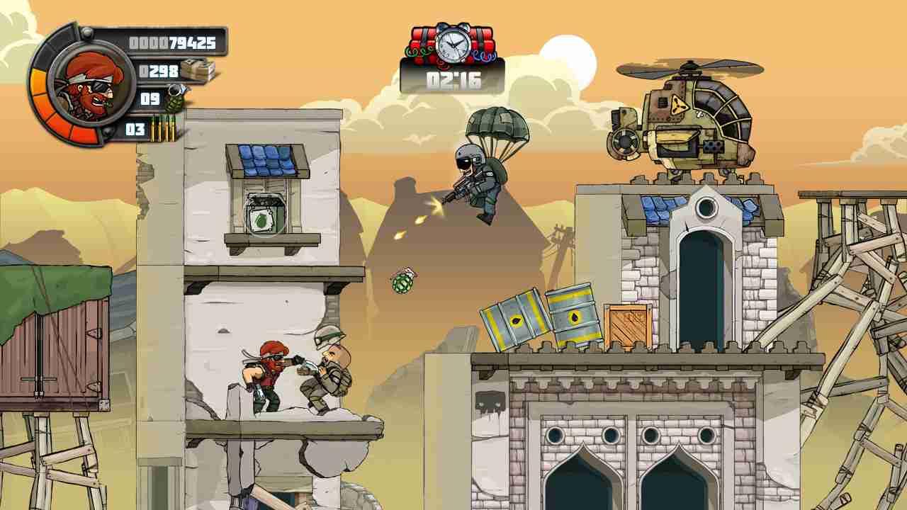 tai game Metal Soldiers 2 mod apk