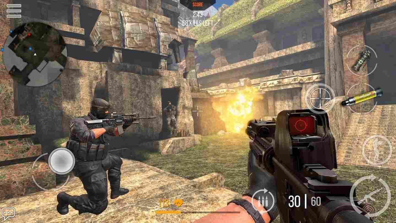 tai game Modern Strike Online mod apk