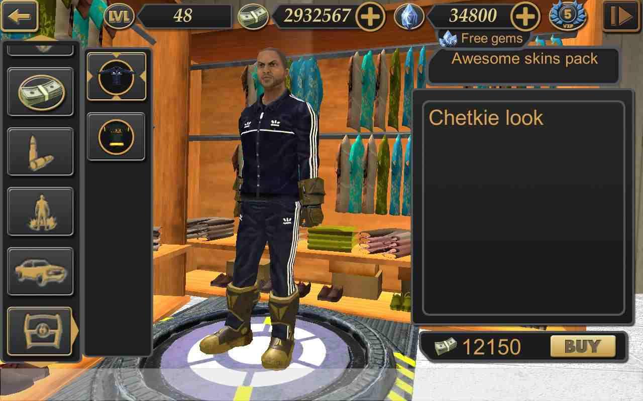 tai game Vegas Crime Simulator 2 mod apk