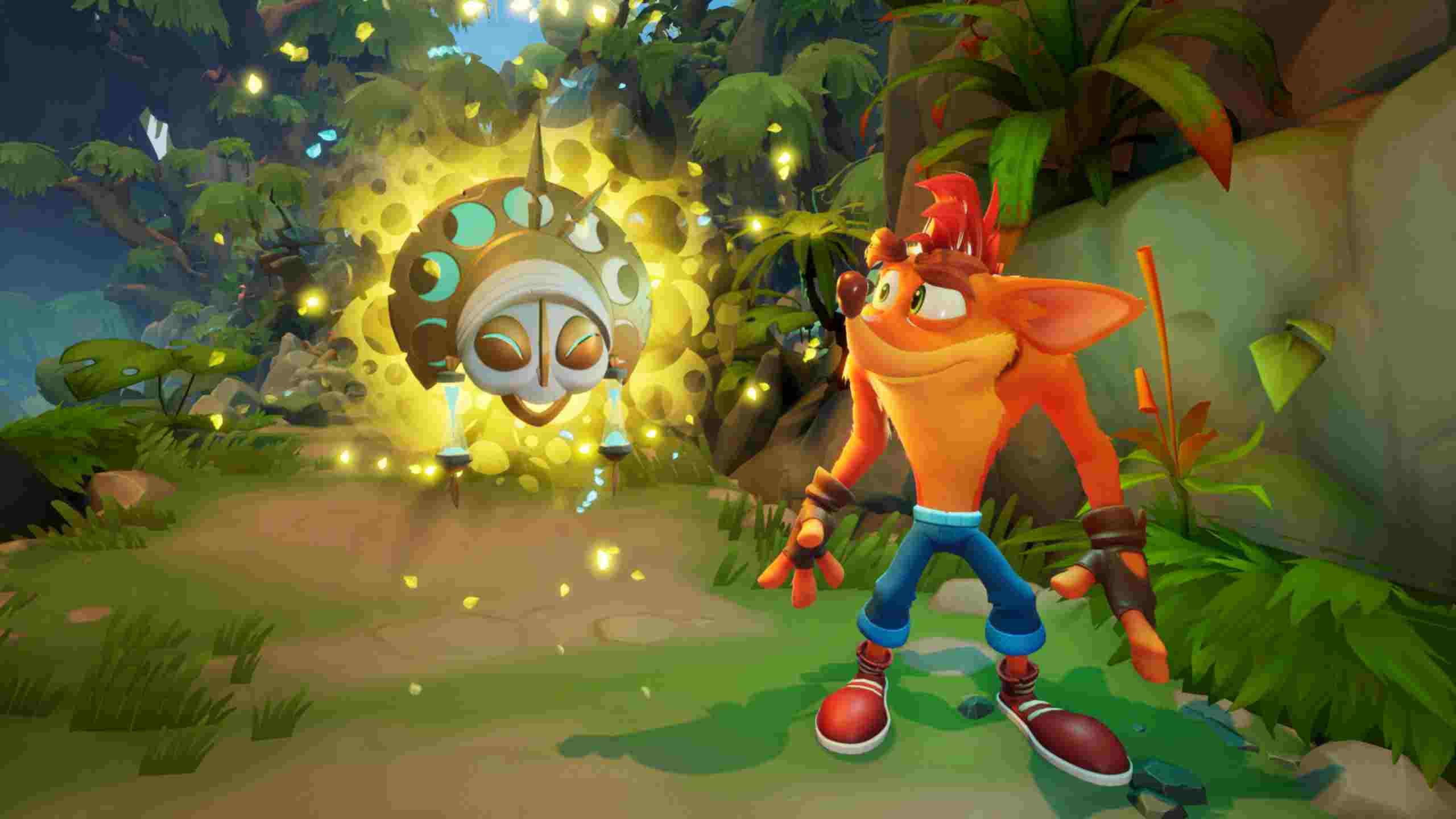 game Crash Bandicoot mod hack