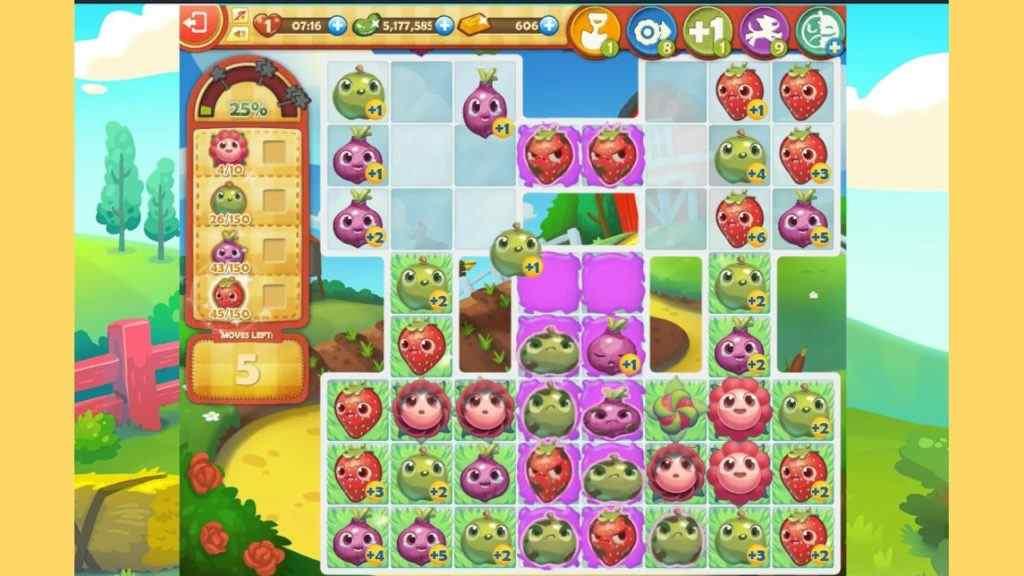 game Farm Heroes Saga Mod