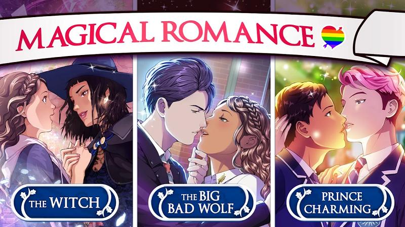 Lovestruck Choose Your Romance