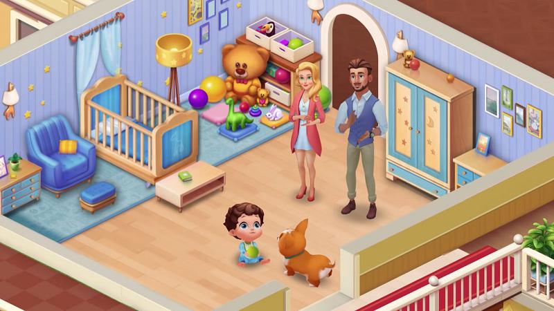 Mod Baby Manor