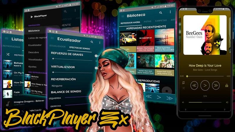 Blackplayer EX Music Player Mod