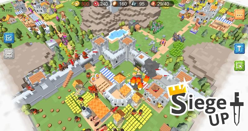 RTS Siege Up