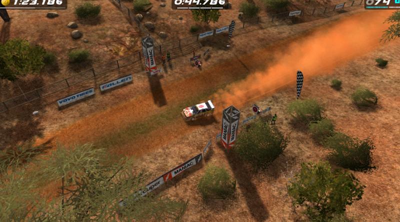 Mod Rush Rally Origins