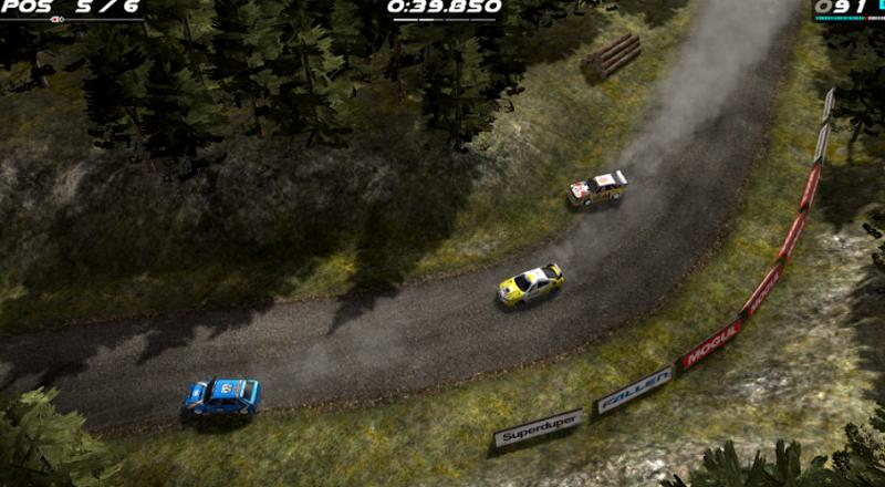 Rush Rally Origins Mod Apk