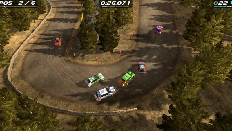 Rush Rally Origins Mod
