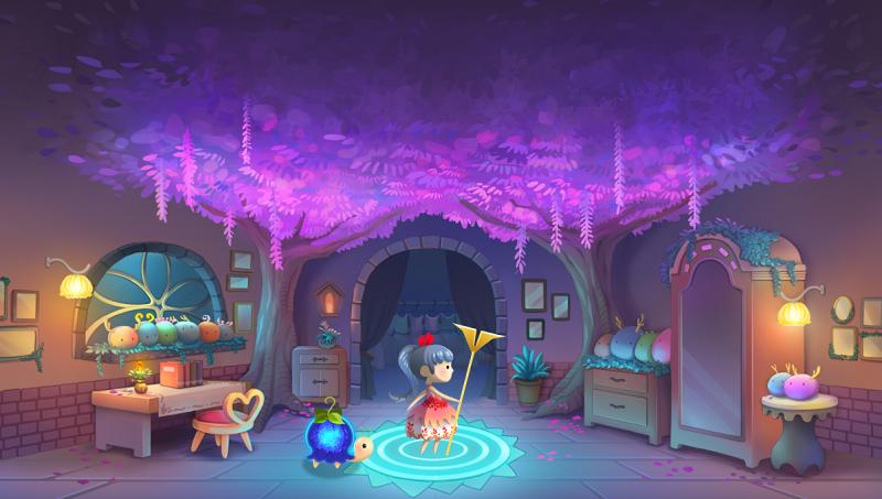Light a Way Tap Tap Fairytale Mod Apk