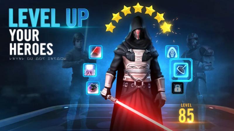 Ban Mod Cua Star Wars Galaxy of Heroes