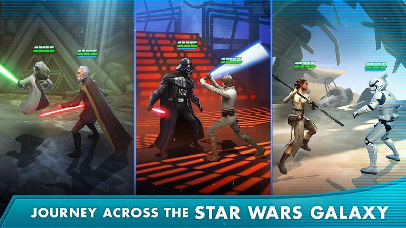 Mod Star Wars Galaxy of Heroes