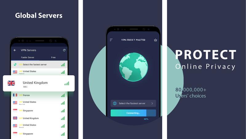 Mod VPN Proxy Master