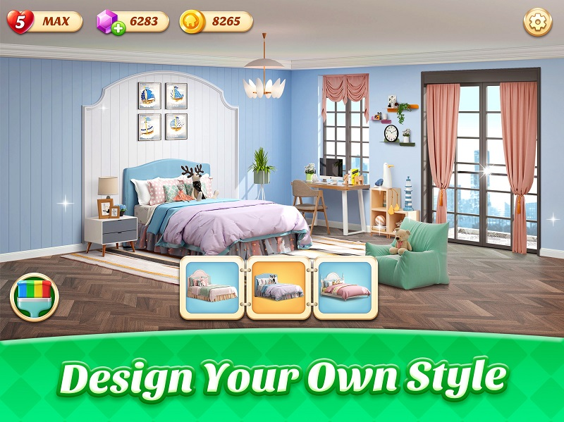 Mod Space Decor Dream Home Design