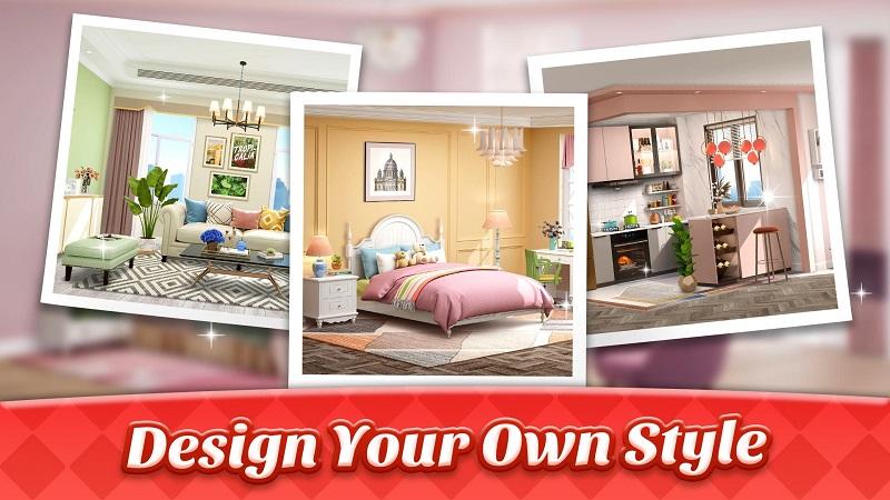 Space Decor Dream Home Design Mod