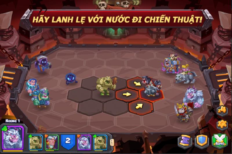 Ban Mod Cua Tactical Monsters Rumble Arena
