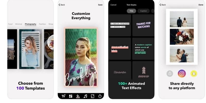 mojo video stories editor for instagram pro mod