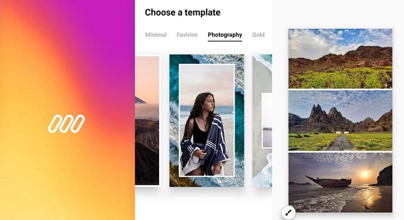 mod mojo video stories editor for instagram pro