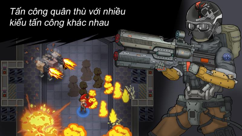 mod mystic gunner roguelike shooting