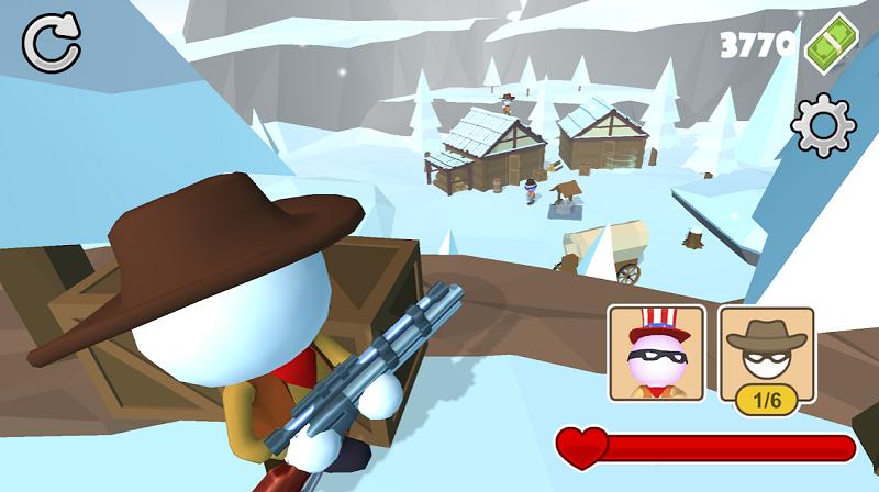Mod Western Sniper