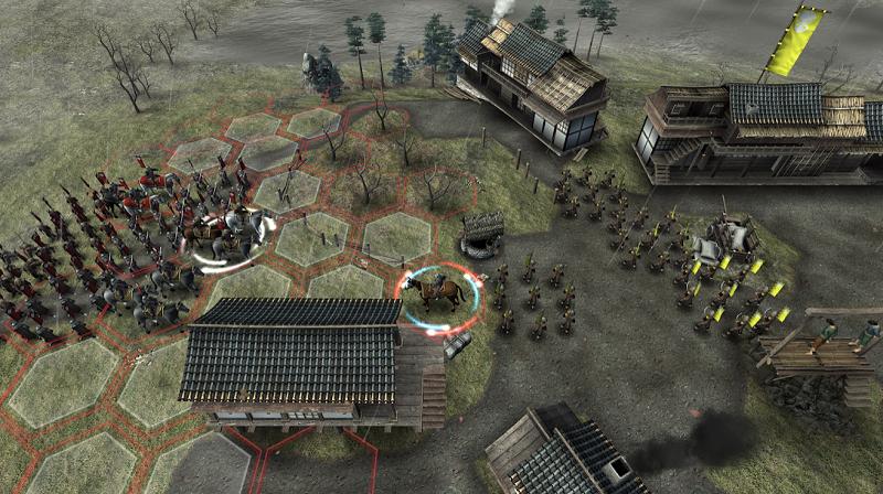 Mod Shoguns Empire Hex Commander