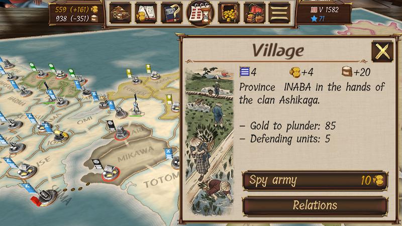 Shoguns Empire Hex Commander Mod