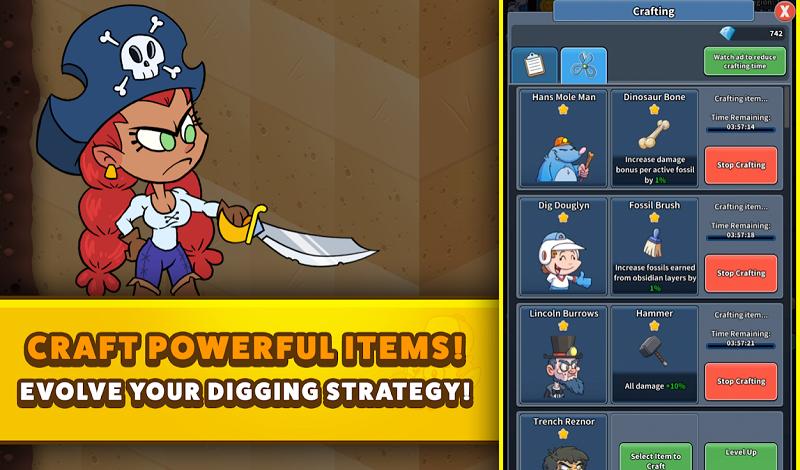 Tap Tap Dig 2 Idle Mine Sim Mod