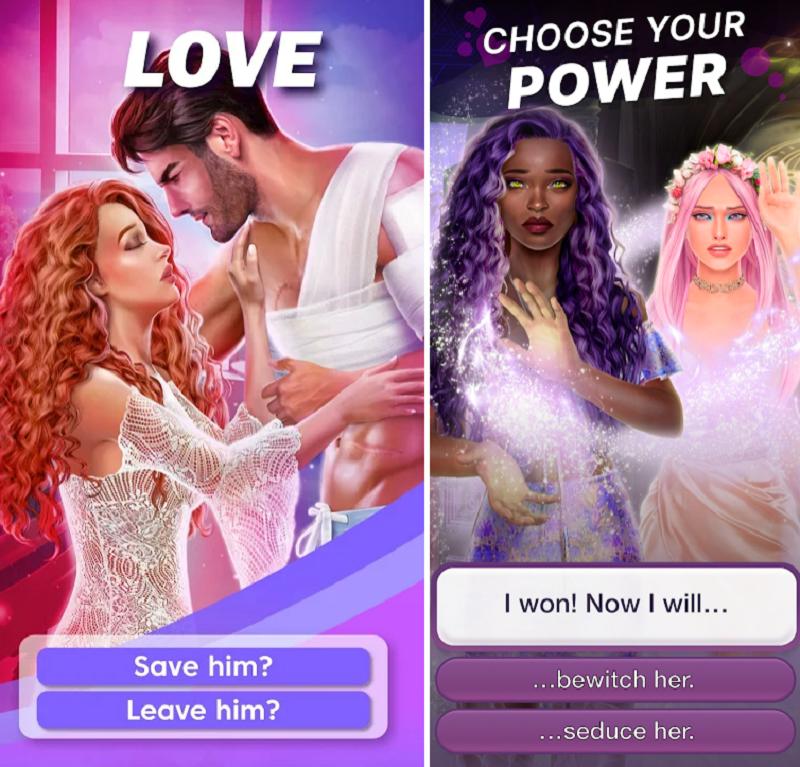 Novels Choose Your Story Mod