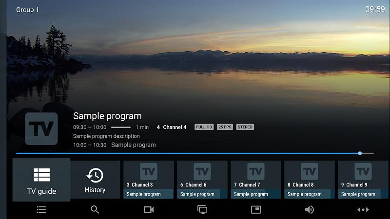 Mod TiviMate IPTV Player